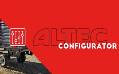 Le configurateur ALTEC